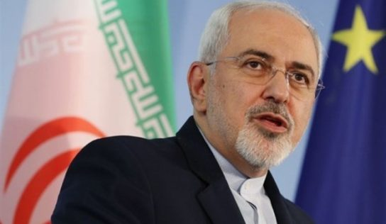 Zarif Accuses US of Attempting to Starve Iranians by Tightening Economic Sanctions