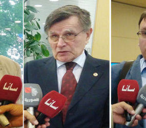 Russian experts: Damascus international fair is important economic event in region