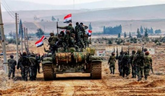 Syrian Army  Kills 50 Terrorists and Cleans Strategic Posts North of Hama