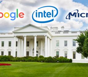 Google, Intel, Micron CEOs invited to White House
