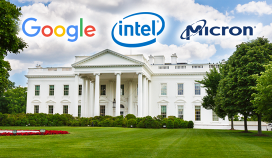 Google, Intel, Micron CEOs invited to White House