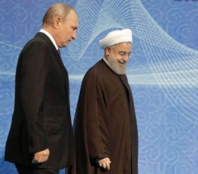 Anti-Iranian sanctions: Eurasian aspect Moscow and Beijing ready to continue economic cooperation with Iran
