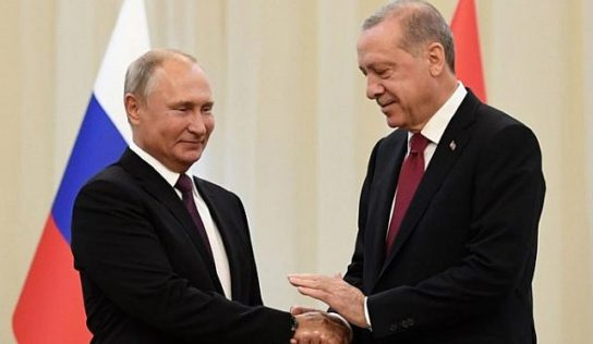 The Putin-Erdogan Summit Will Influence the Syrian End Game
