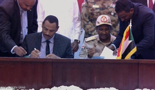 Sudan's Military Council Chief to Head Sovereign Council for First 21 Months