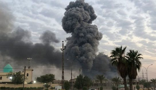 Who is Behind Blowing up Ammunition Warehouses in Iraq? Iran is the Target.
