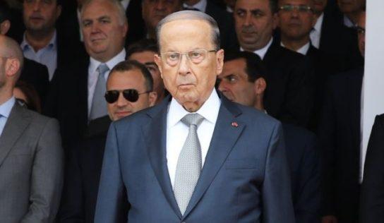 Lebanese President Calls Israeli Attacks on Beirut Suburbs, Qousaya 'Declaration of War'