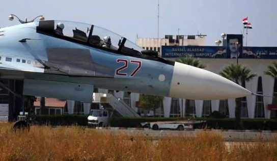 Terrorists fire shells at Hmeimim Airbase in Lattakia countryside