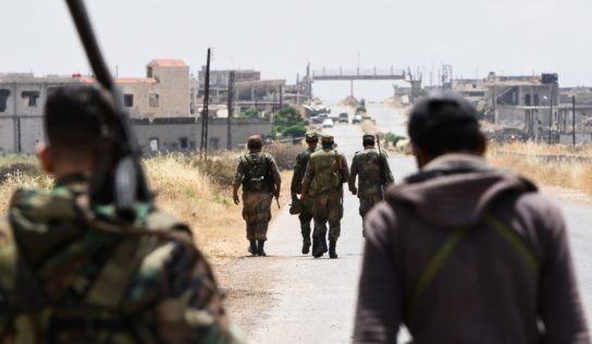 Ceasefire announced in northern Syria after Syrian Army captures new town in Idlib