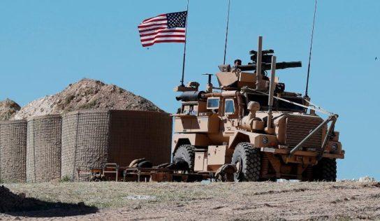 US Sending Military Logistics to Terrorists in Qamishli