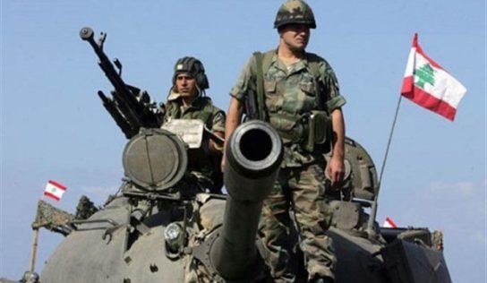 Lebanese Army attacks Israeli drone near southern border