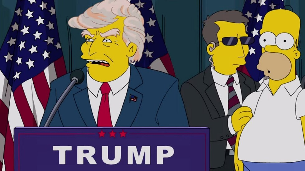 Did 'The Simpsons' really predict Trump would try to buy Greenland?