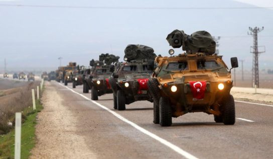 Erdogan Announces Military Operation East of Euphrates River to Push Back Kurds, US Urges Him to Reconsider