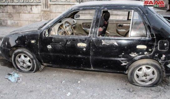 Terrorists kill  4 and Wound 25 in Aleppo