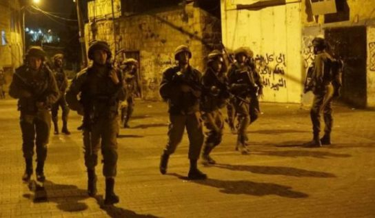 Israeli occupation continues aggression against Issawiya town, occupied Jerusalem