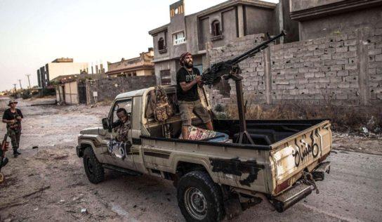 Haftar Army Targeted Turkish Drones When Attacking Zuwara Airport