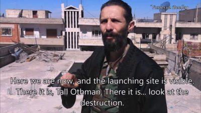The War on Syria: Lightning Flashes in the Dark Night of War Propaganda