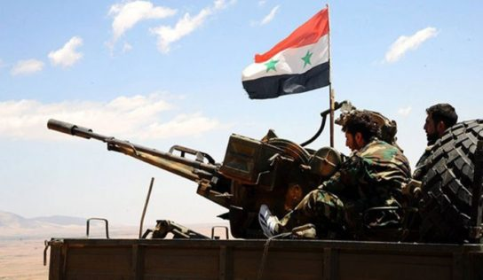 Syrian Army Repelled Large Attack In SouthEast IDLIB