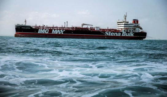 UK-flagged tanker Stena Impero to be released 'soon'
