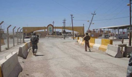 Iraq Agrees to Open Al Qaim Crossing at Syrian Border
