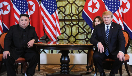 North Korea calls for security guarantees to resume talks with Washington
