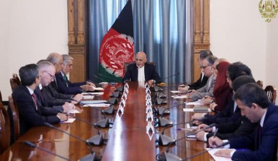 Afghan Government Emphasises Importance of Elections for Peace Process