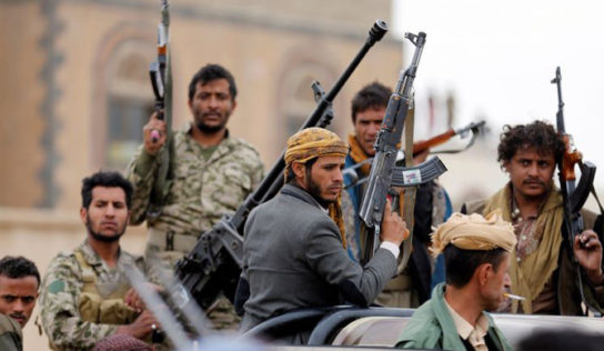 Yemen 'peace initiative' still stands despite coalition airstrikes, Houthi rebels say