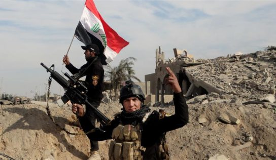 Iraqi Security Forces Detain Group of Terrorists Plotting Attack Against Shiite Pilgrims