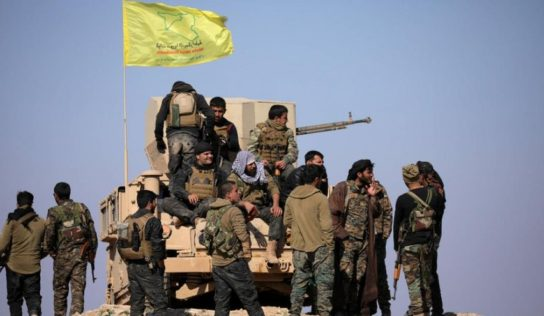 Total of 34,000 Kurdish Militants Withdrawn From Contact Line With Turkish Troops in Syria