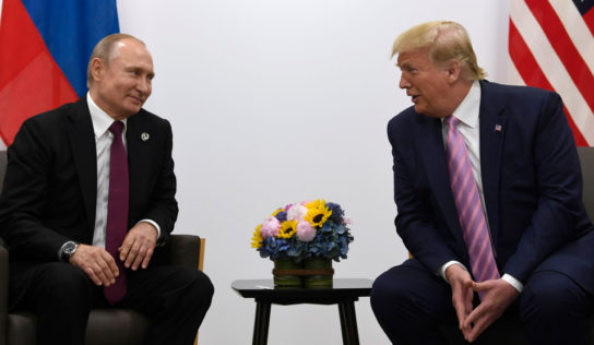 The Washington Post Published a Bombshell Report About Trump and Russia