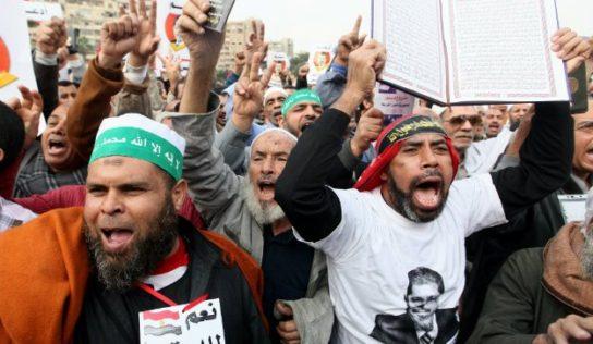 The global threat of the Muslim brotherhood