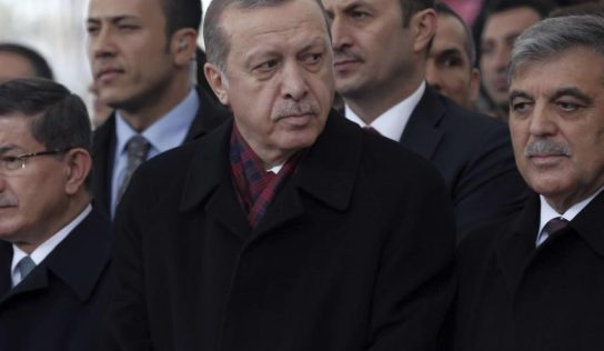Erdogan: Idlib Is Mine