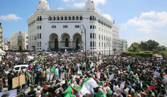Would Presidential Election Holding End Algeria's Political Deadlock?