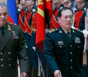 Russia, China Agree to Share Military Technologies