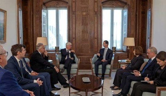 President Assad : Most Europeans countries detached from reality in Syria