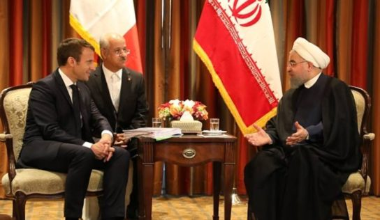 Rouhani, Macron Discuss JCPOA: Tehran Warns of Its Reduced 'Reversible' Nuclear Deal Commitments