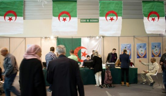 Algeria to Hold Presidential Election in December