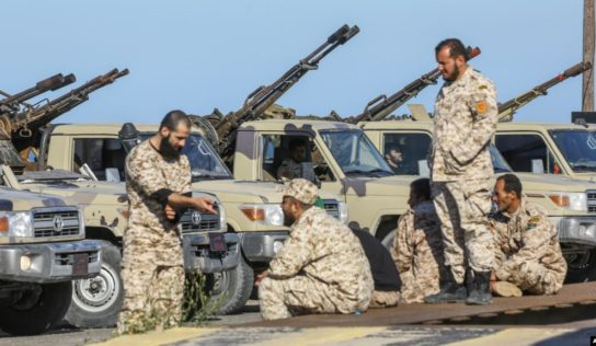 Libyan National Army Makes 'Excellent Progress' in Battle For Tripoli