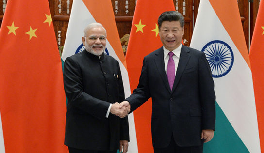 China-India Relations Are Real Shaky Ahead of President Xi's Unconfirmed Visit Next Month