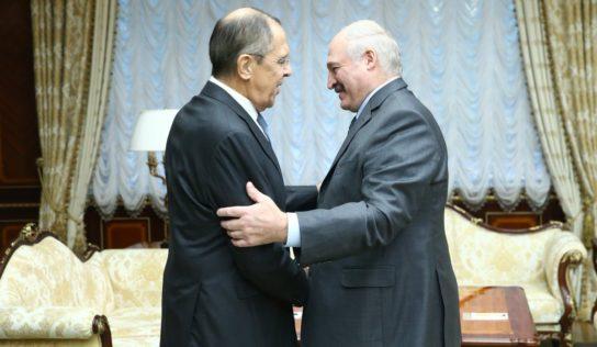Ukraine's Federalization: Lavrov vs. Lukashenko