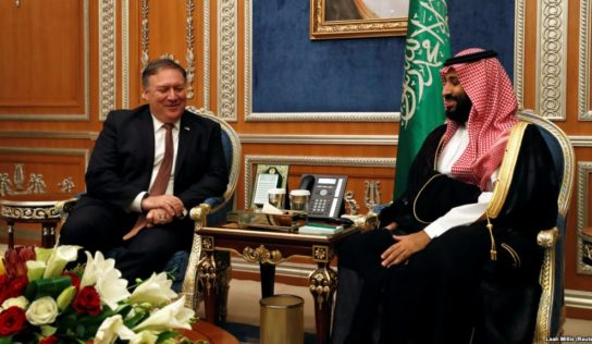 Peaceful Solution' to Crisis in Region Preferable After Attack on Saudi Aramco Facilities