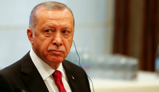 Erdogan : Turkey prepared to act on its southern border with Syria