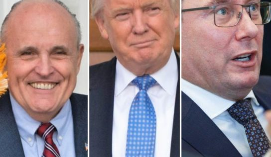 Rudy Giuliani was sold a story that didn't hold water. Part 2