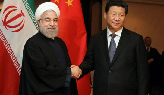 Iran Is China's Secret Weapon for Killing off the US Dollar's Global Reserve Status