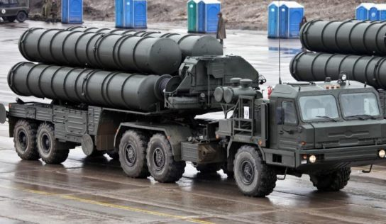Production of Russia's new S-500 system to begin in 2020
