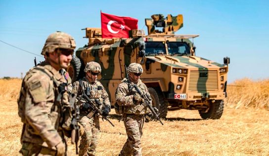 Syrian Army nearly hits Turkish military in southern Idlib