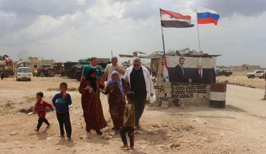 Terrorists Block Humanitarian Corridor to Idlib's Abu al-Duhur Checkpoint- Syrian Army