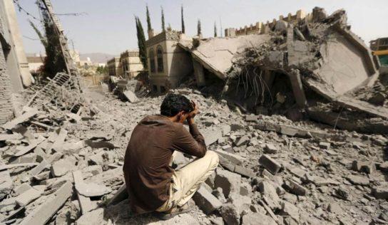 Saudi Coalition Air Strikes Kill Seven Children in Yemen