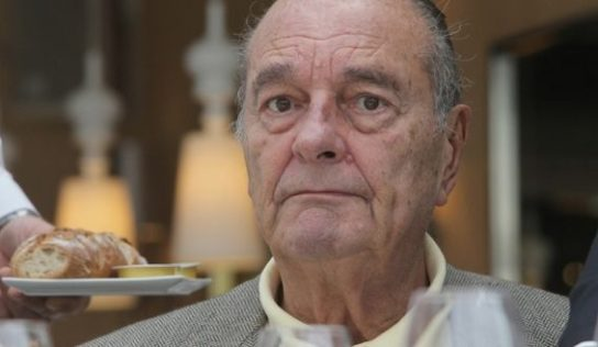 Former French President Jacques Chirac has died at 86