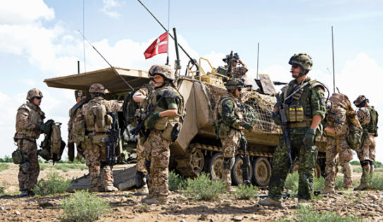 Denmark announces increased military contributions and NATO support in Syria and beyond