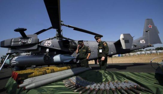 India Buys Military Hardware Worth $14.5 Billion from Russia